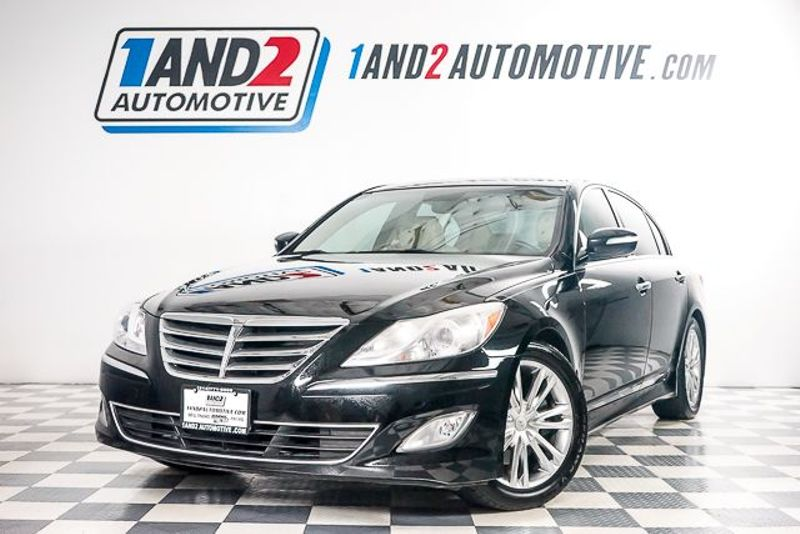 2014 Hyundai Genesis 3.8L in Dallas TX