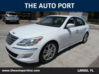 2014 Hyundai Genesis 3.8L in Largo, Florida 33773