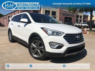 2014 Hyundai Santa Fe Limited in Carrollton, TX 75006