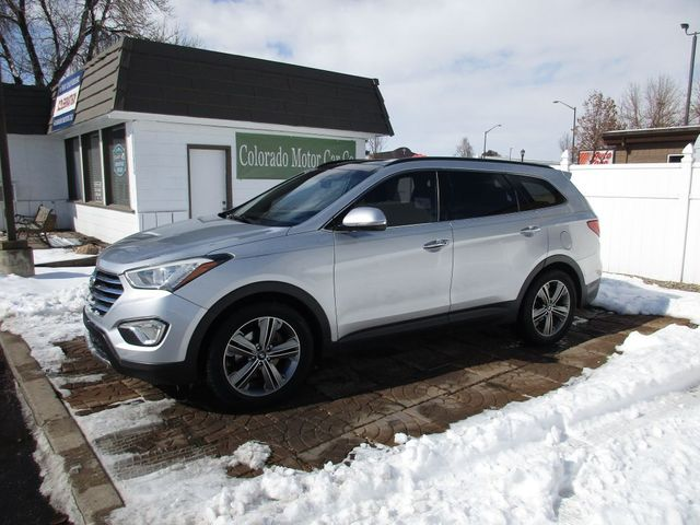 2014 Hyundai Santa Fe Limited w/Ultimate Package