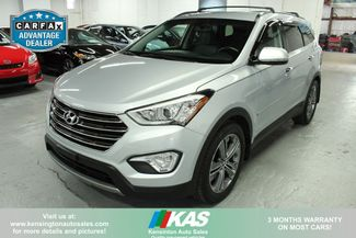 2014 Hyundai Santa Fe Limited Kensington, Maryland