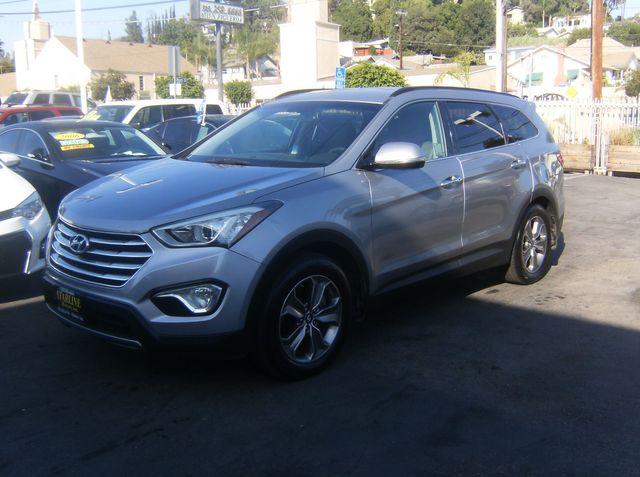 2014 Hyundai Santa Fe Limited Los Angeles, CA