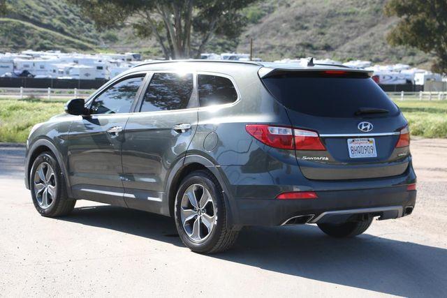 2014 Hyundai Santa Fe Limited Santa Clarita, CA 5