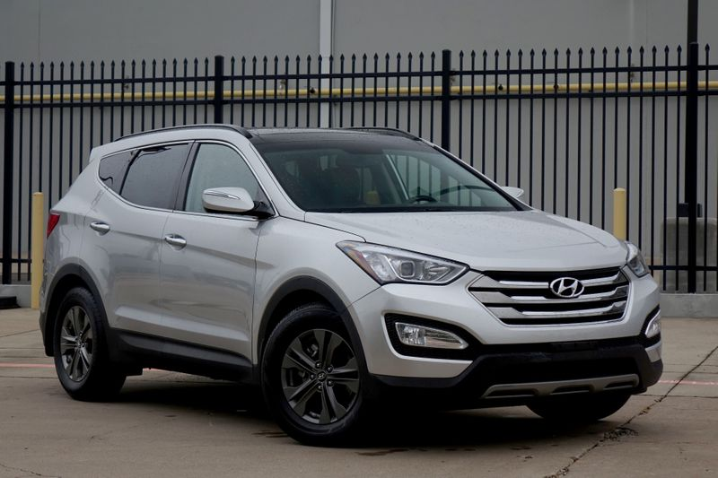 2014 Hyundai Santa Fe Sport ONLY 6268 MI*Nav*BU Cam*Pano Roof* | Plano, TX | Carrick's Autos in Plano TX
