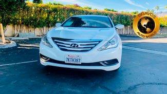 2014 Hyundai Sonata in cathedral city, California