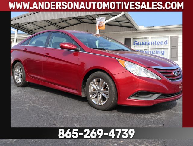 2014 Hyundai Sonata GLS in Clinton, TN 37716