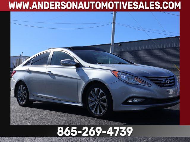 2014 Hyundai Sonata Limited in Clinton, TN 37716