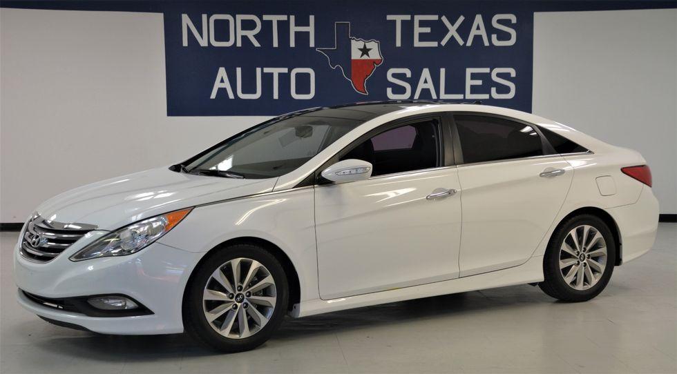 2014 Hyundai Sonata Limited Dallas Tx North Texas Auto Sales