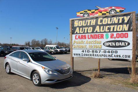 2014 Hyundai Sonata GLS in Harwood, MD