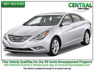 2014 Hyundai Sonata GLS | Hot Springs, AR | Central Auto Sales in Hot Springs AR
