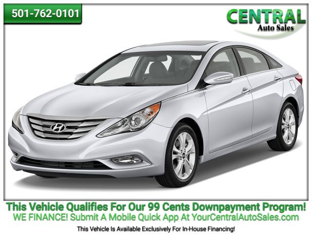 2014 Hyundai Sonata in Hot Springs AR