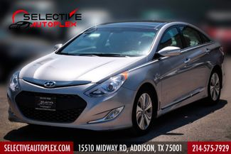 2014 Hyundai Sonata Limited Navigation BackUp Camera Duel Sunroof Heated Seats in Addison, TX 75001