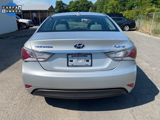 2014 Hyundai Sonata Hybrid Base Madison, NC 2