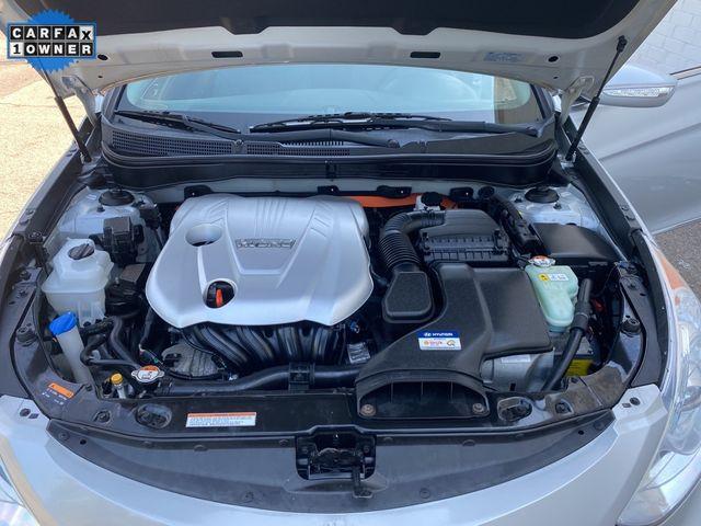 2014 Hyundai Sonata Hybrid Base Madison, NC 40