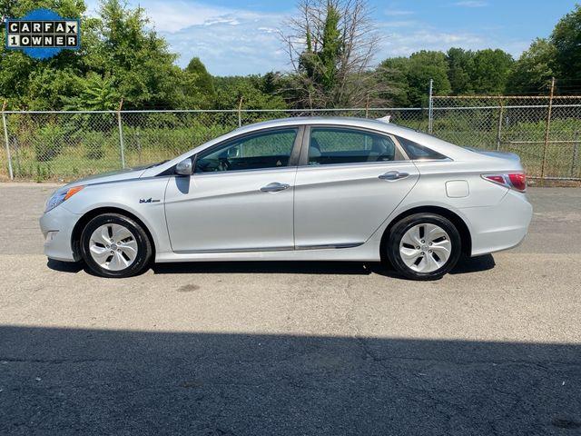 2014 Hyundai Sonata Hybrid Base Madison, NC 4