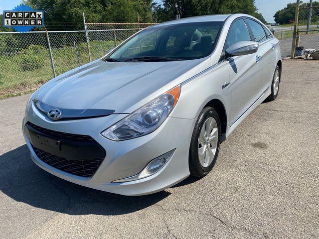 2014 Hyundai Sonata Hybrid Base Madison, NC 5