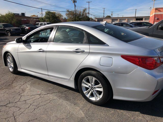 2014 Hyundai Sonata GLS CAR PROS AUTO CENTER (702) 405-9905 Las Vegas, Nevada 2