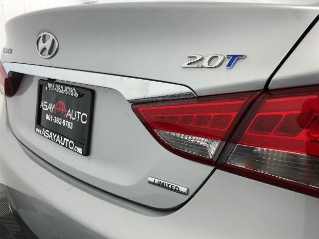 2014 Hyundai Sonata Limited LINDON, UT 11