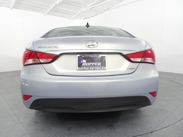 2014 Hyundai Sonata Limited in McKinney, Texas 75070