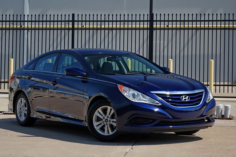 2014 Hyundai Sonata GLS* Low Miles*** | Plano, TX | Carrick's Autos in Plano TX