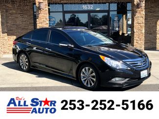 2014 Hyundai Sonata Limited 2.0T in Puyallup Washington, 98371
