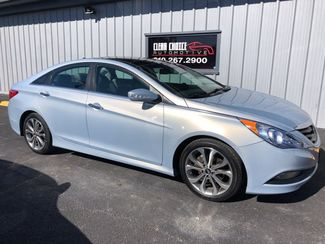 2014 Hyundai Sonata Limited  city TX  Clear Choice Automotive  in San Antonio, TX