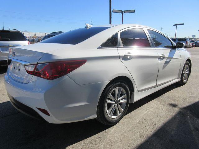 2014 Hyundai Sonata GLS south houston, TX 3
