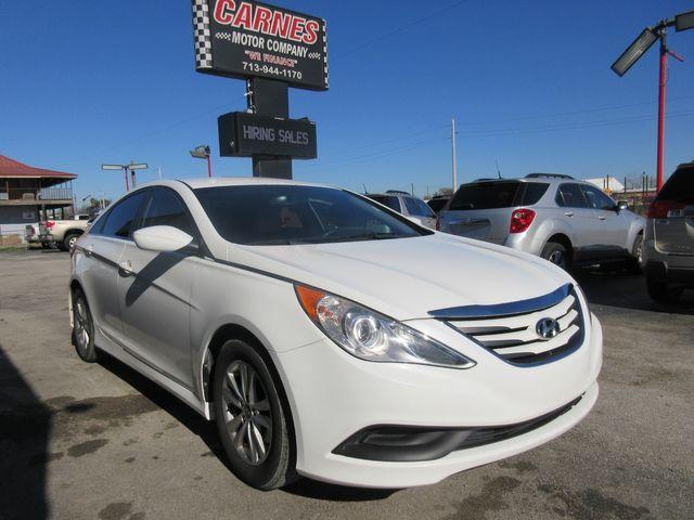 2014 Hyundai Sonata GLS south houston, TX 4