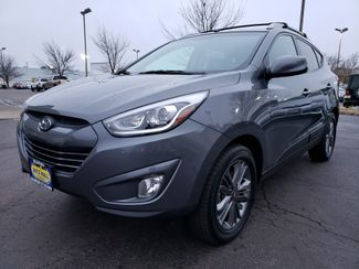 2014 Hyundai Tucson SE | Champaign, Illinois | The Auto Mall of Champaign in Champaign Illinois