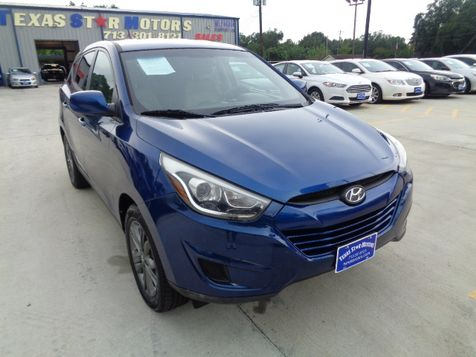 2014 Hyundai Tucson GLS in Houston