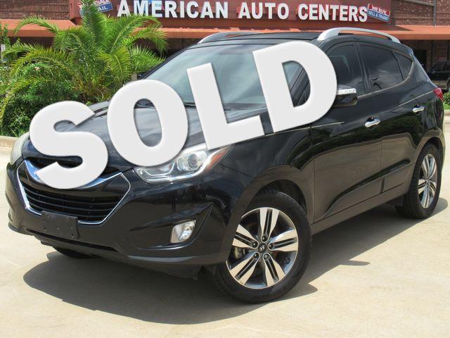 2014 Hyundai Tucson Limited AWD | Houston, TX | American Auto Centers in Houston TX