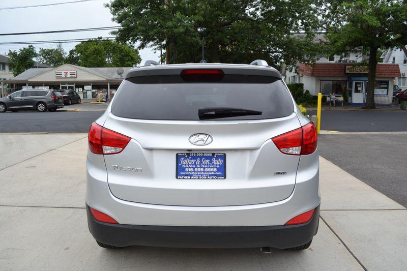 2014 Hyundai Tucson SE  city New  Father  Son Auto Corp   in Lynbrook, New