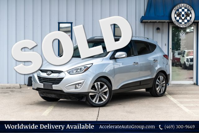 2014 Hyundai Tucson Limited in Rowlett