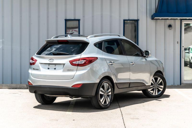 2014 Hyundai Tucson Limited in Rowlett, Texas