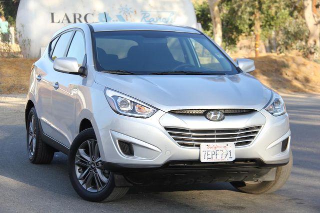 2014 Hyundai Tucson GLS Santa Clarita, CA 3