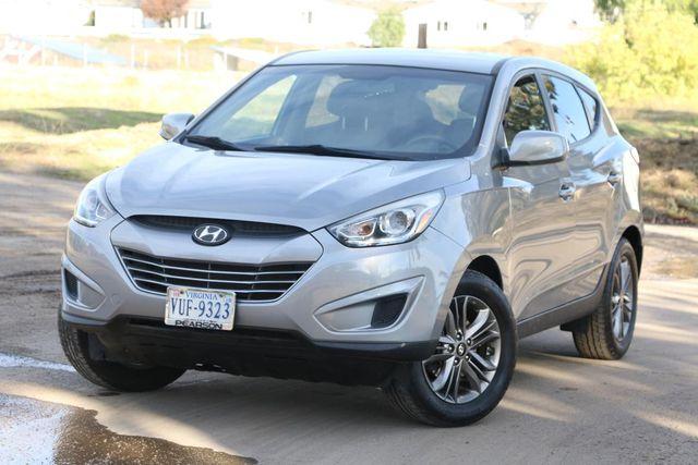 2014 Hyundai Tucson GLS Santa Clarita, CA 4
