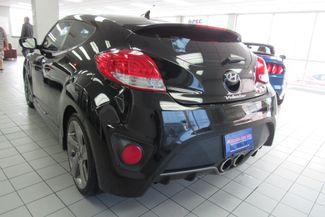 2014 Hyundai Veloster Turbo W/ BACK UP CAM Chicago, Illinois 4