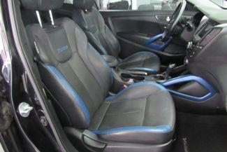 2014 Hyundai Veloster Turbo W/ BACK UP CAM Chicago, Illinois 10