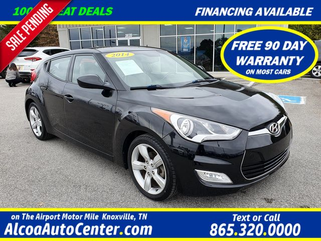 2014 Hyundai Veloster 1.6L 3dr Coupe DCT w/Sunroof