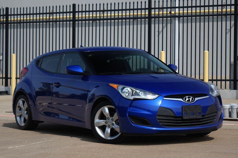 2014 Hyundai Veloster Auto* EZ Finance** | Plano, TX | Carrick's Autos in Plano TX