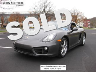 2014 Sold Porsche Cayman Conshohocken, Pennsylvania