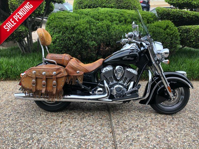 2014 Indian Chief Vintage in McKinney, TX 75070