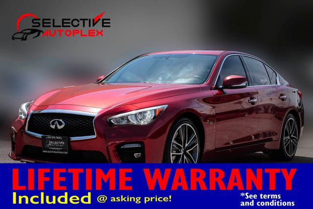 2014 Infiniti Q50 Sport Navigation Back Up Camera Sunroof in Addison, TX 75001