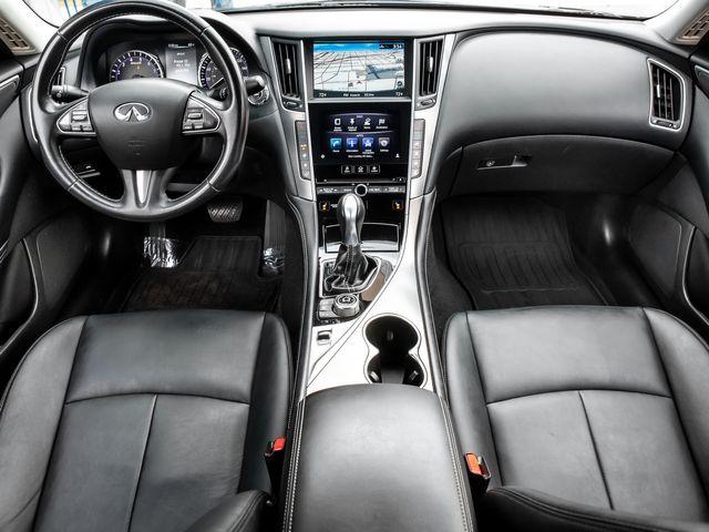 2014 Infiniti Q50 Premium Burbank, CA 8