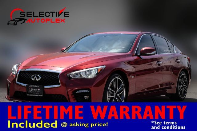 2014 Infiniti Q50 Sport, NAV, BACKUP CAM, SUNROOF, LEATHER SEATS