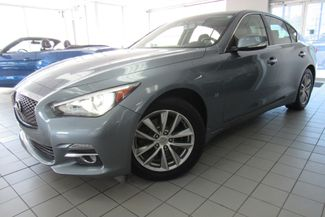 2014 Infiniti Q50 Premium Chicago, Illinois 2