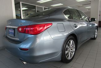 2014 Infiniti Q50 Premium Chicago, Illinois 5