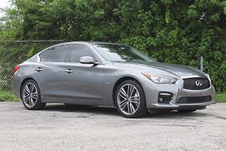 2014 Infiniti Q50 Hybrid Sport Hollywood, Florida 13