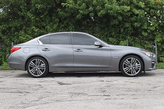 2014 Infiniti Q50 Hybrid Sport Hollywood, Florida 3