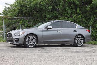 2014 Infiniti Q50 Hybrid Sport Hollywood, Florida 49